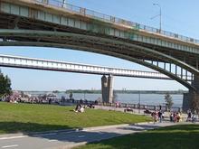 Снова перенесли капремонт Октябрьского моста в Новосибирске