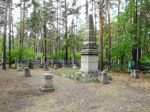 Митрофановское кладбище в Челябинске официально закрыто для захоронений
