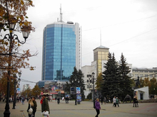 В центре Кировки в день города появится автомат для сбора мусора