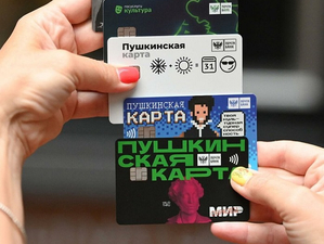 «Пушкинскими картами» в Челябинске начали торговать