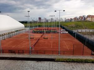Владелец сети «Красное & Белое» построит теннисный центр за 1 млрд рядом с «РМК Ареной»