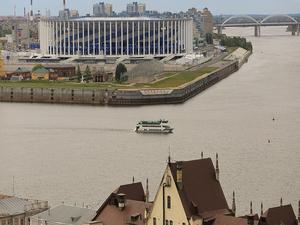 Автокинотеатр заработает на парковке стадиона «Нижний Новгород»