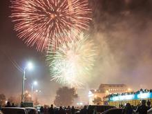 Какие улицы Челябинска будут перекрыты из-за салюта в День города — список