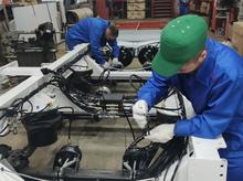 Промышленное производство Нижегородской области выросло на 14,7%