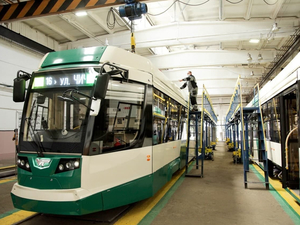 Челябинская область получит в кредит 76 млрд рублей на метро, трамваи и троллейбусы