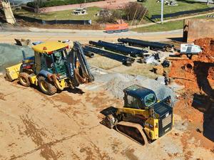 ТУАД региона объявило аукцион на ремонт четырех дорог
