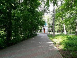 Договор на благоустройство парка Кулибина в Нижнем Новгороде расторгнут