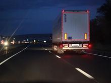 Челябинских дальнобойщиков временно не будут штрафовать за габариты