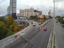 В Екатеринбурге сдали проблемную развязку на трассе в аэропорт