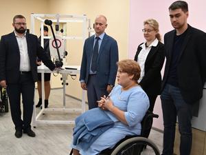 Нижегородские инвалиды будут проходить адаптацию в специальной квартире
