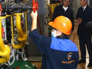 В 1-й день старта отопительного сезона Теплоэнерго обеспечило теплом более 2100 объектов