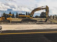 Новые технологии применили при ремонте дороги «Новосибирск — Ленинск-Кузнецкий»