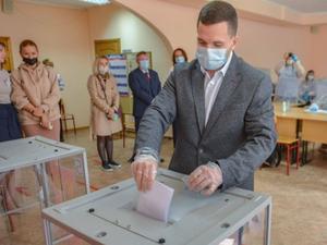 В Красноярском крае не зафиксировали нарушений на выборах