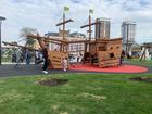 На выходных в Челябинске откроют сквер на новой набережной