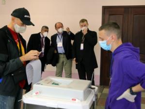 Иностранцы оценили выборы в Красноярске