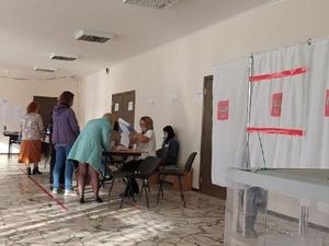 В Красноярском края явка на выборах не дотянула и до 40%