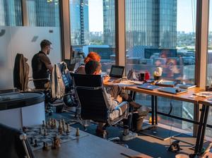 Спрос на аренду офисов в Новосибирске превысил допандемийный уровень