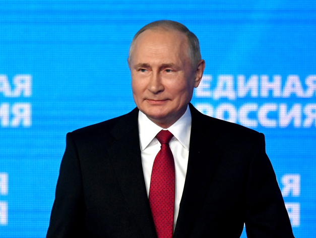 Владимир Путин, президент России