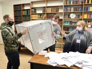 Объявлены предварительные итоги выборов в Госдуму в Нижегородской области