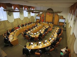 Красноярский бюджет прирастет 1,3 млрд рублей