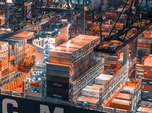 Новосибирский завод запустил в эксплуатацию еще один складской комплекс