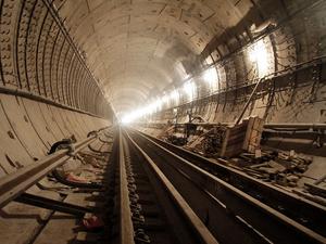«Мечел» поставит рельсы Московскому метрополитену