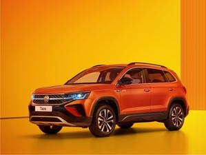 Абсолютно НОВЫЙ Volkswagen Taos уже в Красноярске!