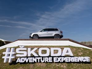 АВТОЦЕНТР ЗЛАТА продолжает регистрацию на проект ŠKODA EXPERIENCE Adventure!