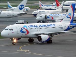 Авиакомпанию «Уральские авиалинии» могут ограничить в полетах за хронические опоздания