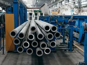 Уральский изготовитель бурильных труб увеличил выработку благодаря нацпроекту