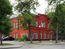 Двухэтажный особняк на ул. Ленина выставлен на торги