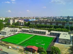 Лыжную базу на северо-западе Челябинска превратили в футбольный стадион