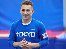 Олимпийский чемпион Давид Белявский провел мастер-класс для юных гимнастов Екатеринбурга