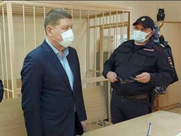 Суд вынес приговор экс-депутату Игорю Плаксину: вместо условного — реальный срок