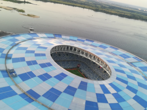 7 лет строго режима. Главный инженер стадиона «Нижний Новгород» сядет завзятки