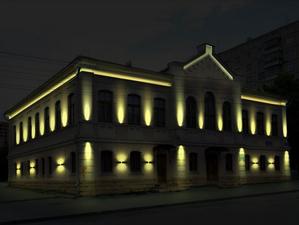 Челябинскую архитектуру продолжают подсвечивать за миллионы рублей