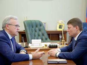 Александр Усс и Сергей Ерёмин не пойдут в депутаты Заксобрания. А кто сомневался?!