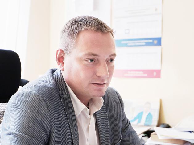 Заместитель генерального директора АО Специализированный застройщик «РСГ-Академическое» Павел Петриченко