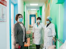 Уральский бизнес модернизировал школу-интернат для детей с глубокими нарушениями зрения