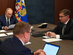 Челябинское правительство ищет подрядчика на «путинскую» дорогу