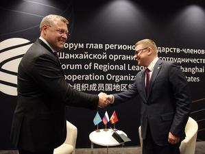 Челябинск и Астрахань договорились о сотрудничестве