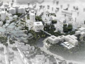 Стало известно, как будет выглядеть новый IT-кампус в Нижнем Новгороде