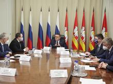 «Политическая преемственность ценна и полезна»: Текслер дал наказы депутатам Госдумы