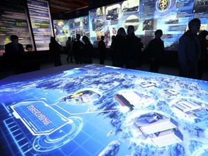В мультимедийном парке Челябинска откроется «примерочная профессий»