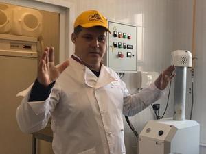 «Краснопольский сыровар»: спрос превысил предложение