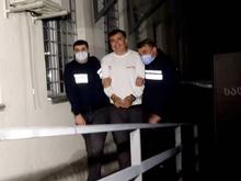 Михаил Саакашвили вернулся в Грузию и сразу же попал в тюрьму