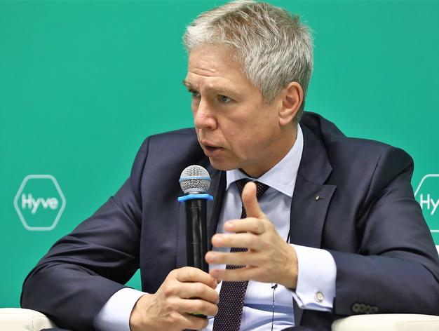 Алексей Григорьев, глава московского представительства METRO AG