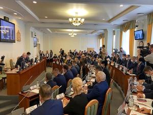 Ожидаемо. Депутаты определили спикера Заксобрания Нижегородской области нового созыва