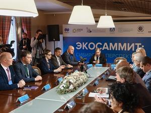 Быть экологичным выгодно: что обсуждали эксперты Международного экосаммита в Красноярске