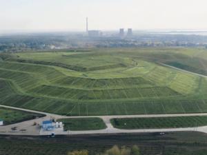 В Челябинске завершилась рекультивация городской свалки: об этом доложили Владимиру Путину
